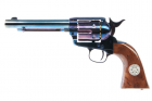 Revolver SAA. 45 GK Custom Blue / Brown Umarex CO2