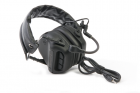 Roger Tech EVO406-UE Ultimate Edition Hearing Protection Bluetooth & AUX Wired Version - Tactical Black