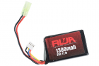 RWA 11.1V 1300mAh (20C) PEQ LiPo Rechargeable Battery (Small Tamiya)