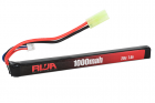 RWA 7.4V 1000MAH (20C) AK STICK TYPE LIPO RECHARGEABLE BATTERY (SMALL TAMIYA)