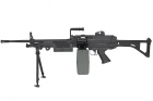 SA-249 MK1 CORE™ Machine Gun Replica - Black
