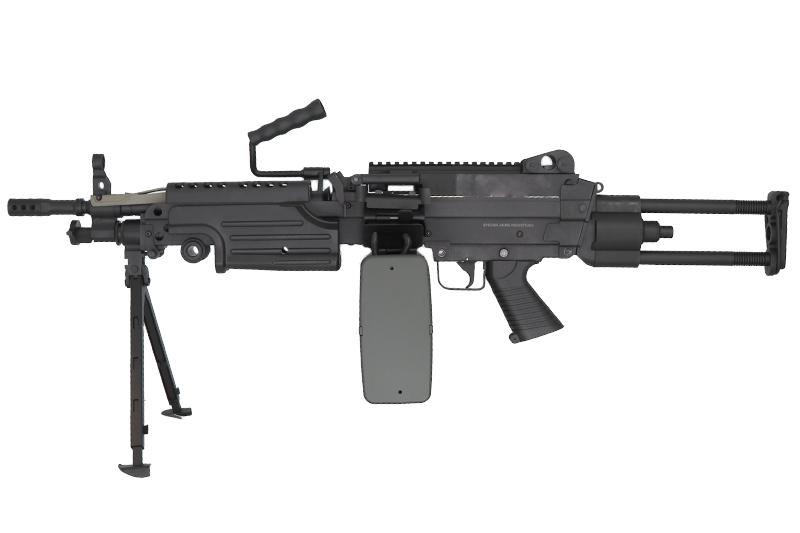SA-249 PARA CORE™ Machine Gun Replica - Black