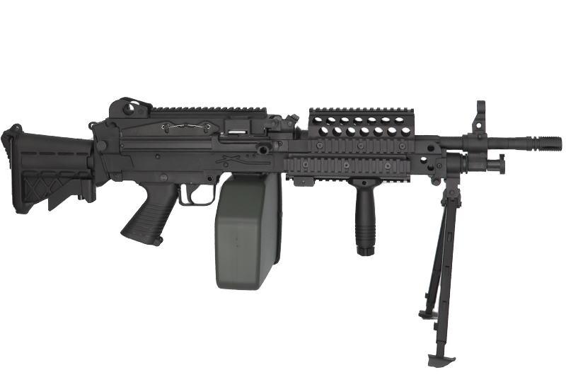 SA-46 CORE™ Machine Gun Replica - Black
