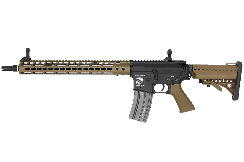 SA-V09-HT ONE™ carbine replica - Half-Tan