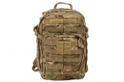 Sac à dos Rush 12h multicam 5.11 tactical idéal pour l'outdoor, l'airsoft, les militaires et les forces de police