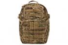 Sac à dos Rush 24h Multicam 5.11 tactical, idéal pour l'airsoft, les militaires et les activités outdoor
