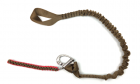 Safety Lanyard Coyote Brown FLYYE