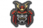 Samurai Head 1 Morale Patch - Color : FullColor
