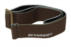 Sangle Coyote pour masque TAIPAN et NEWHOPE SKYAIRSOFT