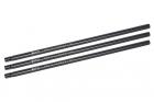 SAT 6.01mm Aluminum Precision Barrels for Tokyo Marui KSG (260mm)- 3pcs / Set