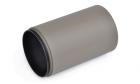 Scope extender court pour lunette 3.5-10x40E-SF DE AIM montée sur réplique airsoft sniper