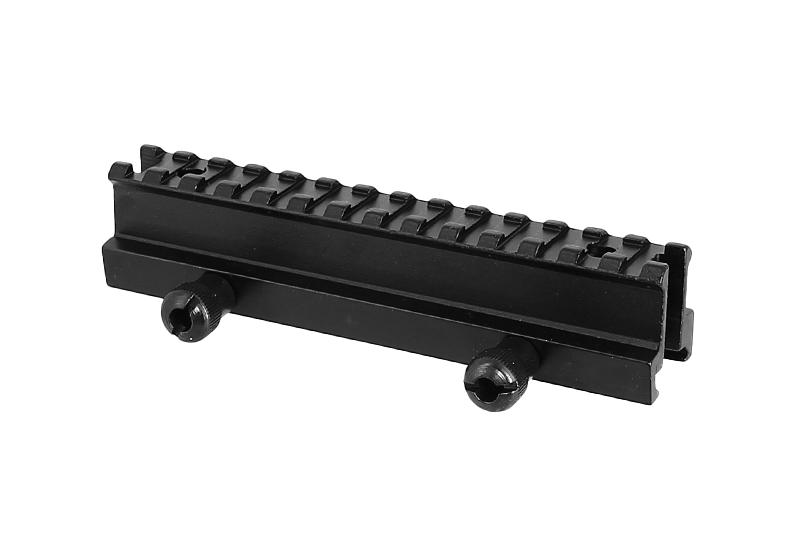 SCRA-03 Picatinny Riser Base - 21mm Picatinny Rail, Riser, 130mm Length