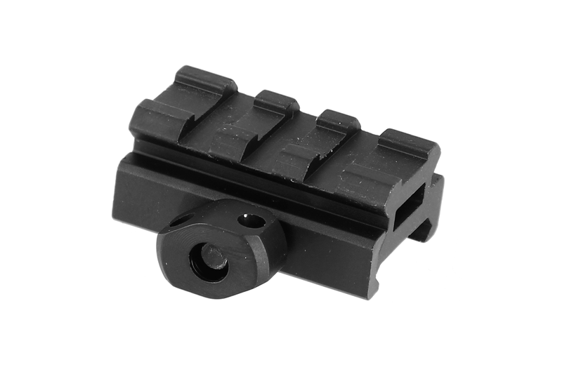 SCRA-58 Vector Optics Low Profile 0.5 Inch Picatinny Riser Mount Rail Hunting Accessories