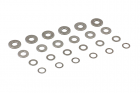Shim Set 0.10 0.15 0.30 et 0.50 mm Modify
