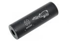 Silencieux Noveske 14mm CW / CCW FMA pour réplique airsoft