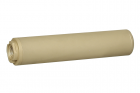Silencieux Octane-I 38x190.5mm DE FMA