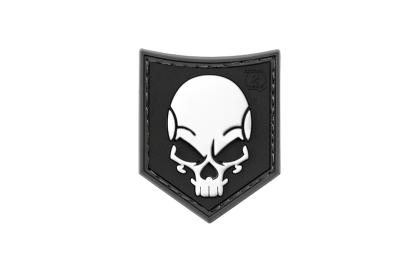 SOF Skull Rubber Patch JTG swat