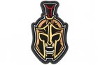 Spartan Head 1 Morale Patch - Color : FullColor