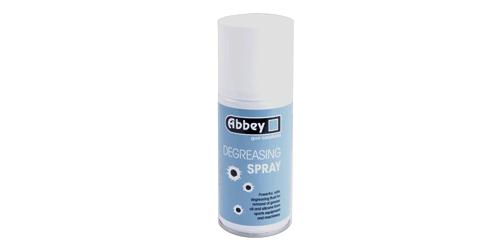 Spray dégraissant pour réplique airsoft ABBEY