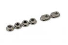 Stainless Bushing for P90/M1A1 6mm (6 pcs)