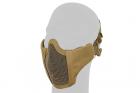 Stalker PDW Half Face Protective MESH Mask/CB