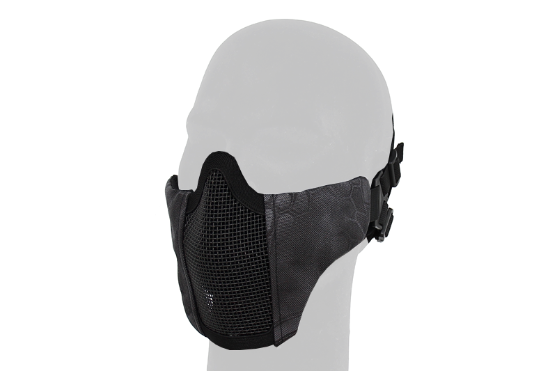 Stalker PDW Half Face Protective MESH Mask/TYP