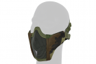 Stalker PDW Half Face Protective MESH Mask/WL