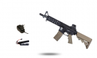 Starter Pack CM16 Raider Bi-tons G&G Armament AEG