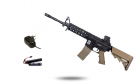 Starter Pack CM16 Raider-L Bi-tons G&G Armament AEG airsoft