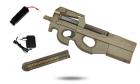 Starter Pack P90 FN HERSTAL DE AEG