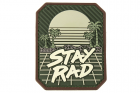 STAY RAD PVC MORALE PATCH