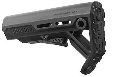 Strike Industries Viper Mod 1 Mil-Spec Carbine Stock Black / Black