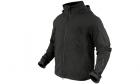 SUMMIT Zero Lightweight Soft Shell Jacket Black CONDOR