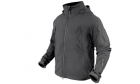 SUMMIT Zero Lightweight Soft Shell Jacket Graphite CONDOR