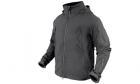 SUMMIT Zero Lightweight Soft Shell Jacket Graphite CONDOR