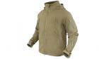 SUMMIT Zero Lightweight Soft Shell Jacket TAN CONDOR