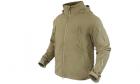 SUMMIT Zero Lightweight Soft Shell Jacket TAN CONDOR