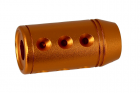 Suppressor caliber < orange >