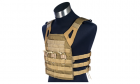 Gilet tactique airsoft Swift Plate Carrier (JPC) Coyote Brown FLYYE