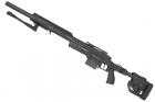 Swiss Arms SAS 10 NOIR avec bipieds chargeur 0,2 BB\'