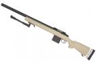 Swiss Arms Sniper SAS 04 Desert Arid avec bi-pieds chargeur 22