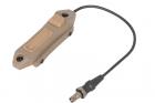 Switch Tactical Augmented Dual DE pour lampe M300 / M600 WADSN
