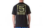 T-Shirt Box Camo Tee Noir 5.11