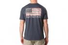 T-shirt Bricks and Mortar Gris Charcoal 5.11