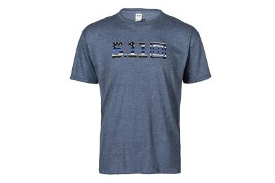 T-Shirt Legacy Blue Flag 5.11