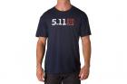 T-Shirt Legacy Pride Navy 5.11