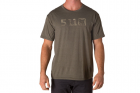 T-Shirt Legacy Topo Fill Military Green 5.11