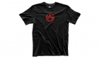 T-Shirt Logo Icon Noir MAGPUL police, militaire, airsoft, outdoor
