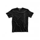 T-Shirt streetwear 100% coton filé Logo Vertical Noir MAGPUL