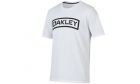 T-Shirt O-Tab Tee Blanc OAKLEY police, militaire, airsoft, outdoor